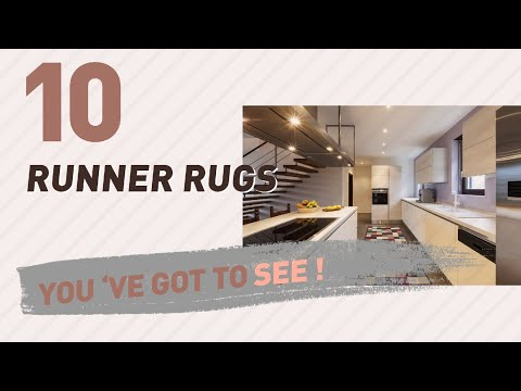 Runner Rugs Collection // New & Popular 2017