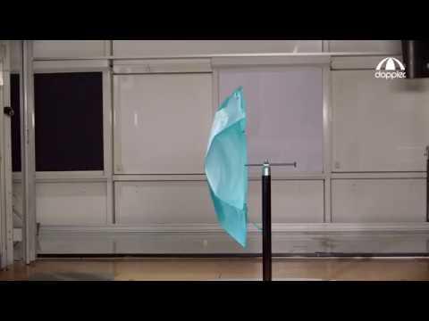 Зонт ZERO 99 Doppler — система антиветер