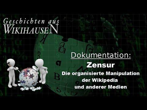 ▻ Zensur - die organisierte Manipulation der Wikipedia und anderer Medien |  #Wikihausen präsentiert | Kalliste