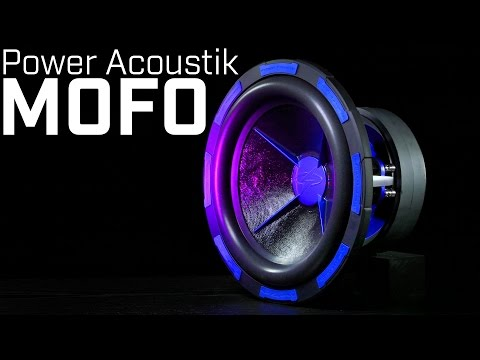 Power Acoustik Mofo Subwoofer – Check out this Mother******!!!