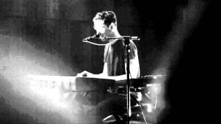 "James Blake --""A Case Of You"" (Joni Mitchell Cover)  Philadelphia"