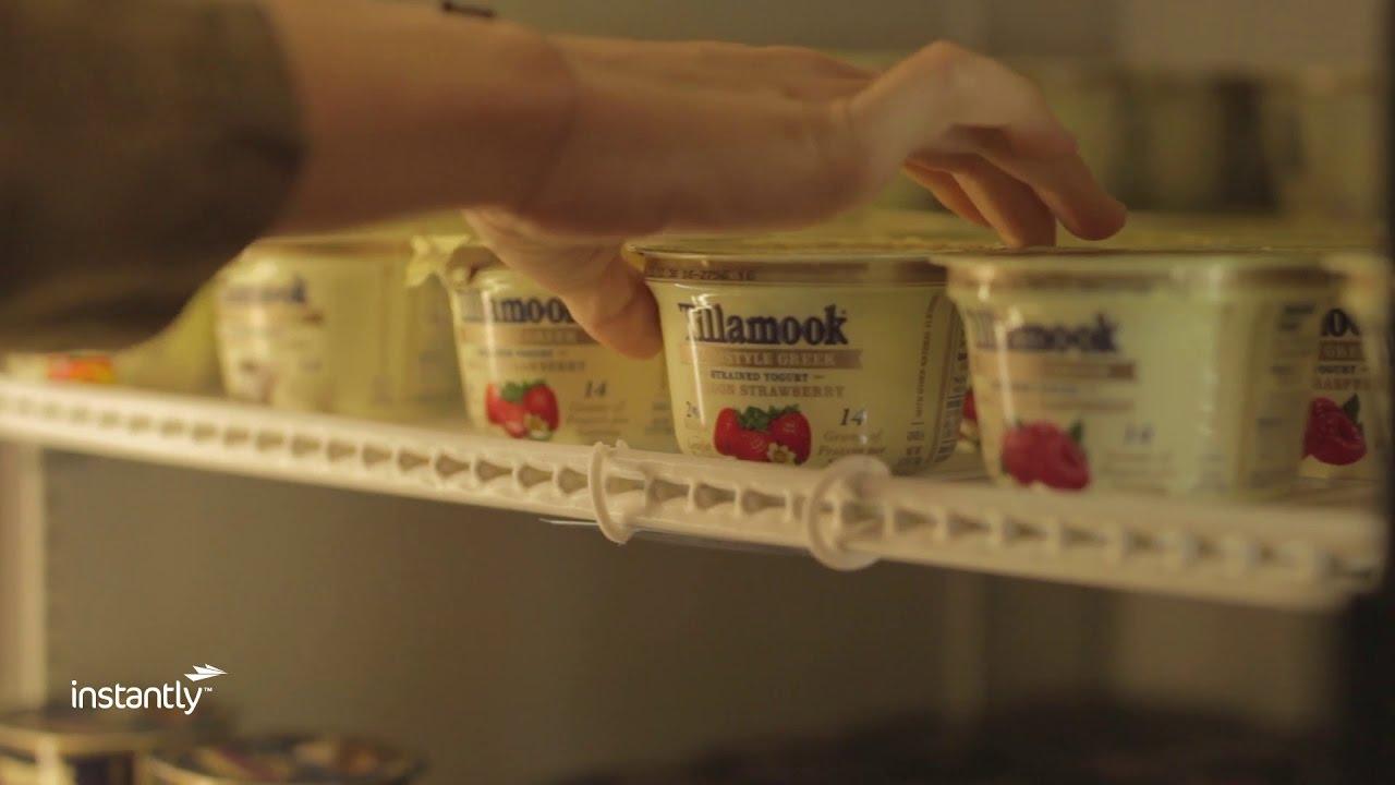 Tillamook - Instantly