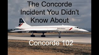 The Concorde That Lost Its Rudder | The Super Sonic Breakup | Concorde 102