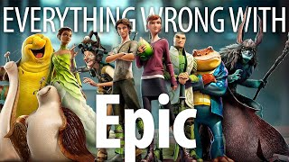 Everything Wrong With Epic in 17 Minutes or Less