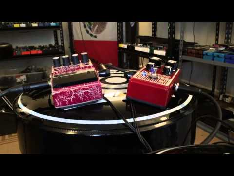 PedalsAndEffects: DOD MEATBOX Preview