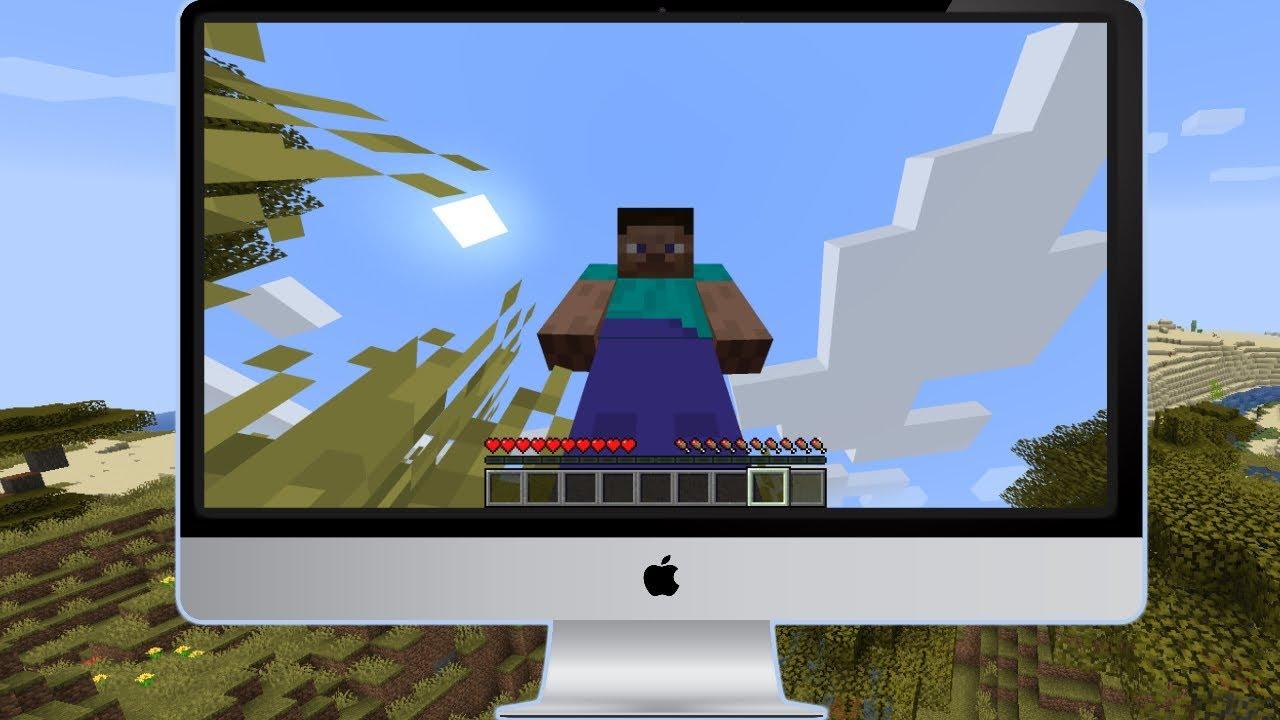 Как установить Minecraft для MacOS