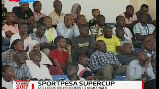 Tusker FC bowed out by Tanzania in Sportpesa Super Cup