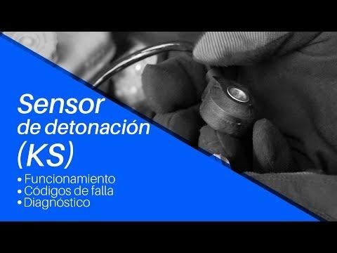 Sensor de Detonación Tomco / Sensor KS / Diagnóstico y pruebas