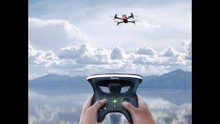 Produktvorstellung und 1. Testflug Parrot Bebop 2 FPV Drohne im Set mit Skycontroller und FPV-Brille