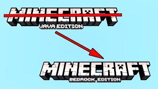 Als Experte Das Erste Mal Minecraft Bedrock Version Spielen!