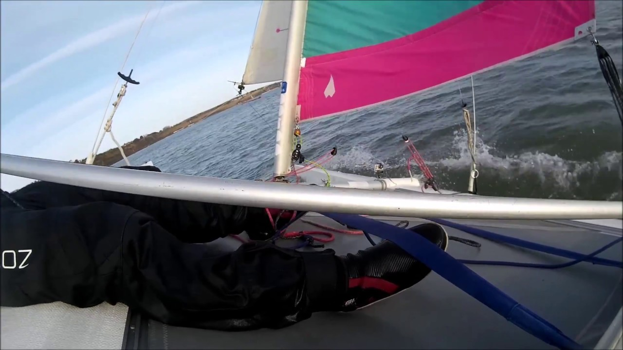 Boxing Day sail