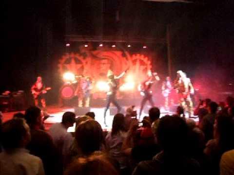 LENINGRAD COWBOYS - BACK IN U.S.S.R - LIVE IN BELGRADE - 09.05.2009