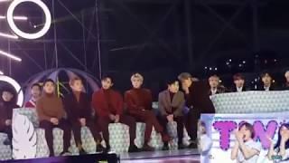 EXO&BTSReact To Twice SIGNAL