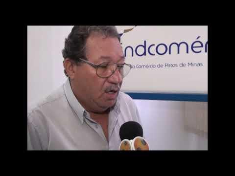 Trabalhadores do comércio em Patos de Minas terão reajuste de 3%