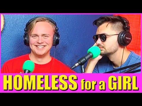 Elliott Becomes Homeless For A Girl  (ft. GUS JOHNSON) | The Valleycast, Ep. 36