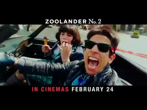 Prepare to laugh-out-loud! #Zoolander2 in cinemas FEBRUARY 24!