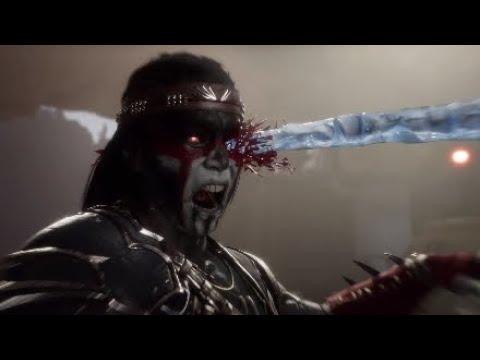 Mortal Kombat 11 All Fatal Blows On Revenant Nightwolf