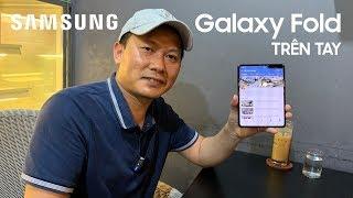 Samsung Galaxy Fold Hands On   Trên Tay Và Cảm Nhận Nhanh Galaxy Fold, điện Thoại Màn Hình Gập