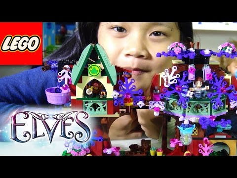 , title : 'LEGO Elves: The Elves' Treetop Hideaway Playset - Kids' Toys'