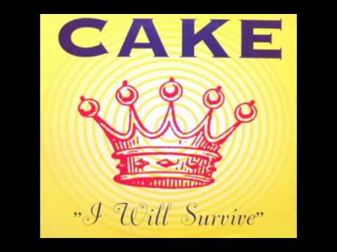 Cake - I Will Survive video