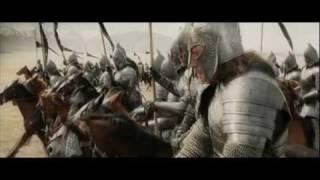 Dragonland - Holy War (Lord of the Rings) & lyrics [HD]