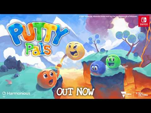 Putty Pals Switch Launch Trailer thumbnail