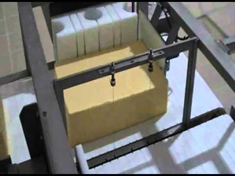 Cortadora queso barra FIBOSA