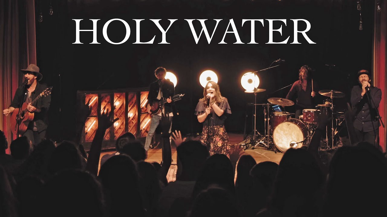 Holy Water Lyrics