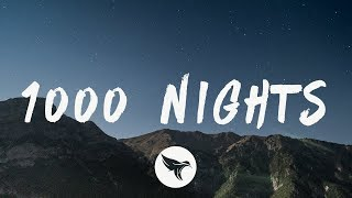 Ed Sheeran - 1000 Nights (Lyrics) ft. Meek Mill & Boogie Wit Da Hoodie