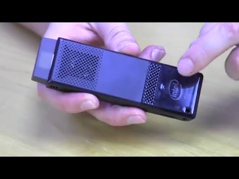 Intel Compute Stick (2nd Generation) Review