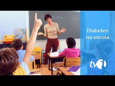 Diabetes dependente de insulina que