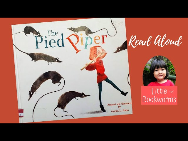 Pied Piper - Children's Story Book Read Aloud
