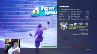 TOP CONSOLE PLAYER // 2400+ WINS // FORTNITE BATTLE ROYALE