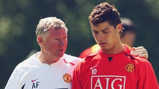 10 sentences which changed Cristiano Ronaldo's life | Oh My Goal