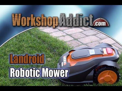 WORX Landroid WG794 Robotic Mower Installation Tip & Tricks