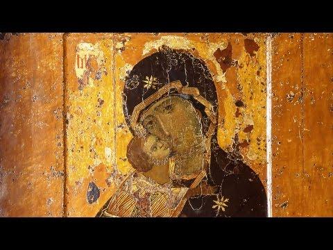 Тропарь введения пресвятой богородицы во храм текст