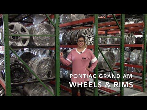 Factory Original Pontiac Grand Am Wheels & Pontiac Grand Am Rims – OriginalWheels.com