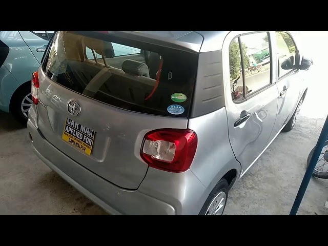 Toyota Passo X 2017 for Sale in Bahawalpur