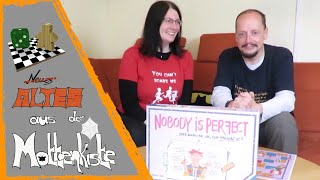 #Mottenkiste - Nobody is Perfect