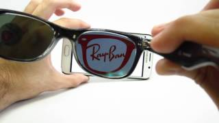 How to tell if sunglasses are polarized in 3 SECONDS!