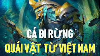 Sức mạnh từ Kilgroth Full dame Việt Nam hủy diệt Nhật Bản chỉ với 8 phút
