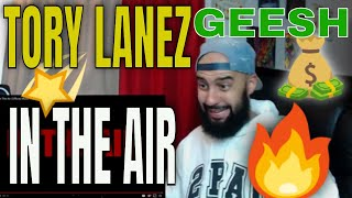 This so HOT !🔥 Tory Lanez - In The Air (Official Music Video) REACTION !!!