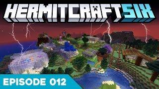 Hermitcraft VI 012 | THE LIGHTNING GOD?! ⚡ | A Minecraft Let's Play