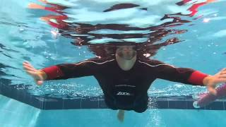 Triathlon Swimming Skills – Starting from in the water