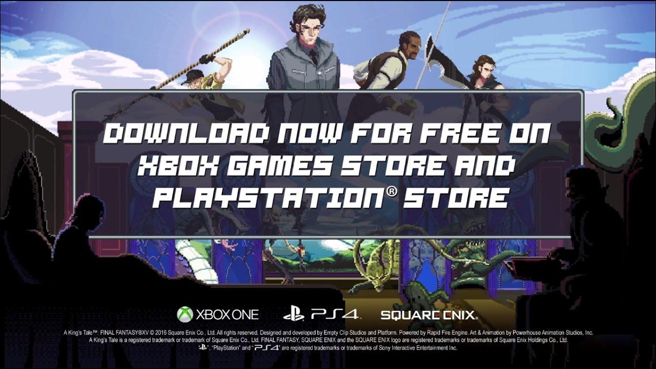 Trailer di A King's Tale: Final Fantasy XV