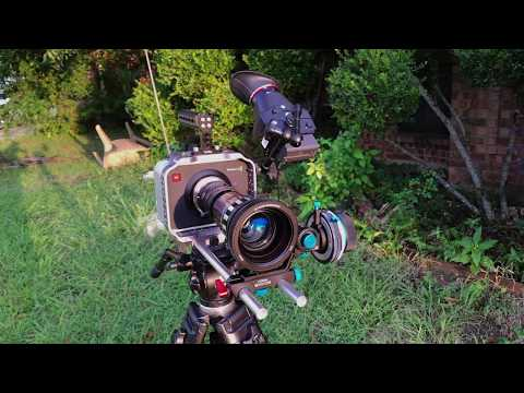 One Day in Rome - Anamorphic lens Test Sankor 16d 2x + Super