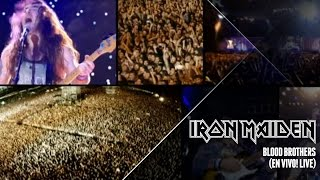 Iron Maiden - Blood Brothers (Live)