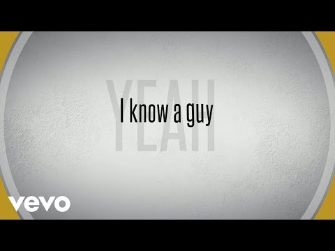 Chris Young - I Know a Guy (Lyric Video)