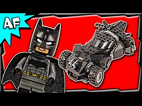 Vidéo LEGO DC Comics Super Heroes 76045 : L'interception de la Kryptonite