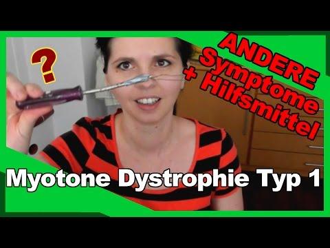 ANDERE typische Symptome | HILFSMITTEL: Überblick, Erklärung + Demonstration | Muskelkrankheit | MD1